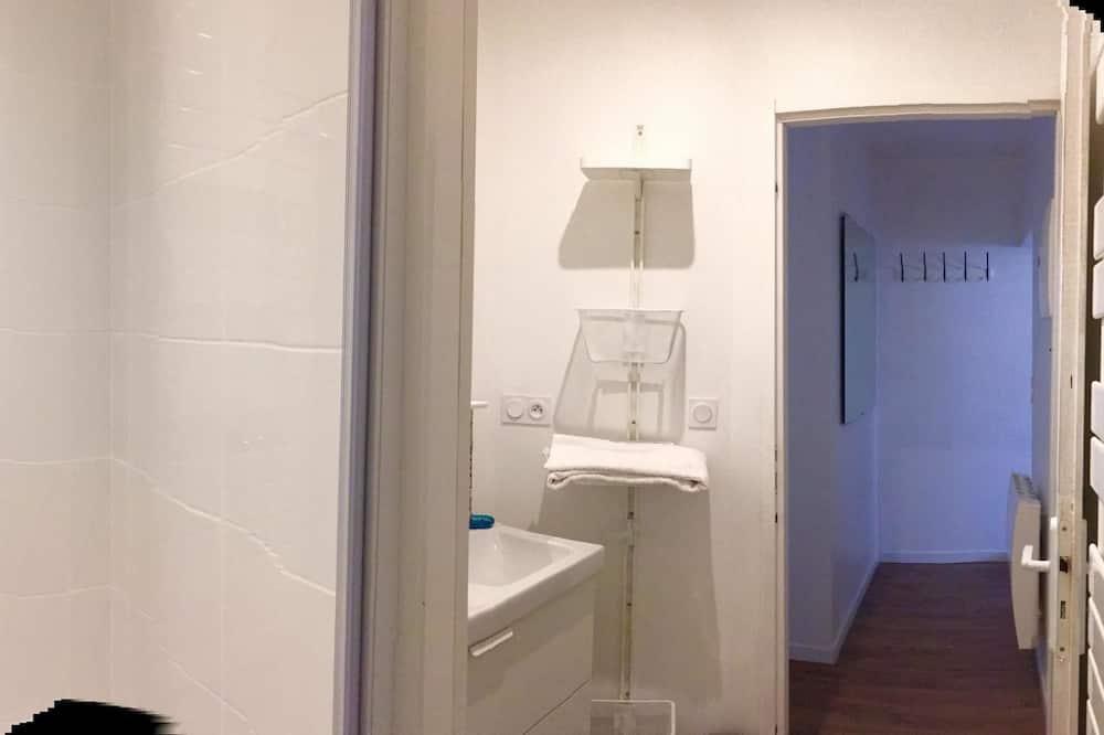 アパートメント 1 ベッドルーム (T1) - バスルーム