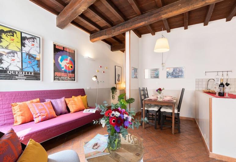 感受羅馬 - 寶拉里 1 房公寓酒店, 羅馬, 公寓, 1 間臥室, 客房