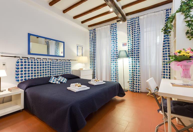 Rome as you feel - Piazza dei Satiri Studio, Rim, Studio apartman, 1 queen size krevet, Soba
