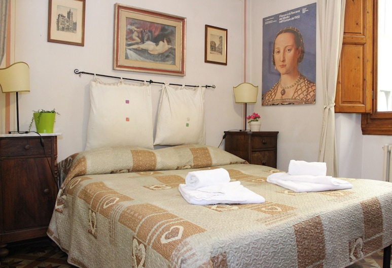 Art Apartment Sdrucciolo dè Pitti, Florence, Apartment, 1 Bedroom, Room