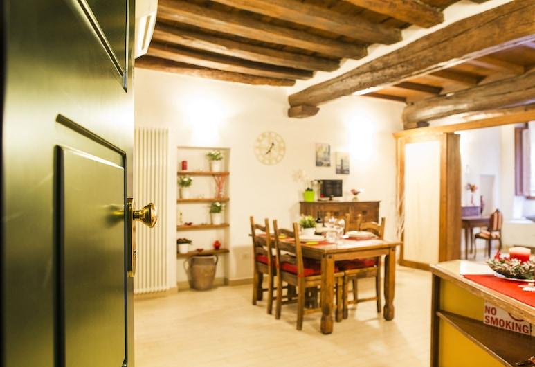 Art Apartment Vicolo del Panico, Florencia, Apartmán, 1 spálňa, Obývacie priestory