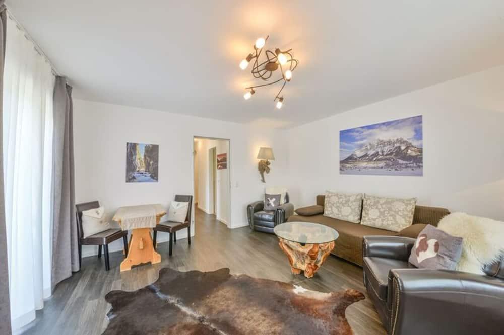Apartment (Kramer, incl. cleaning fee) - منطقة المعيشة