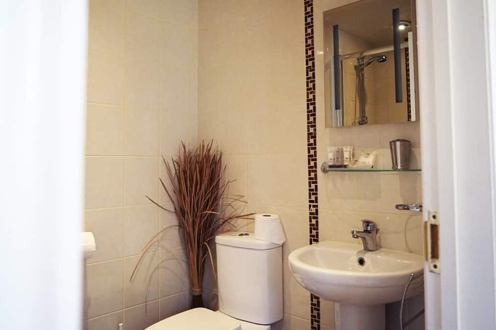 Twin soba, s kupaonicom (Family ensuite) - Kupaonica