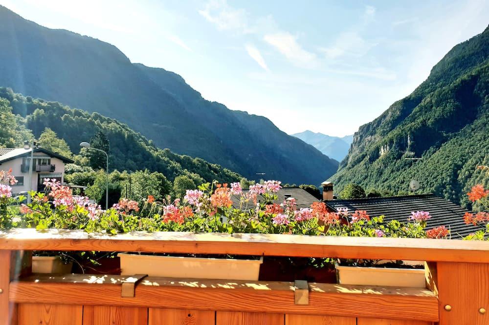 舒適雙人或雙床房, 私人浴室, 山景 - 山景