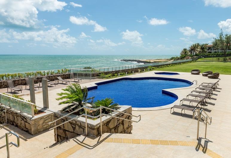 Hotel Senac Barreira Roxa, Natal, Svømmebasseng