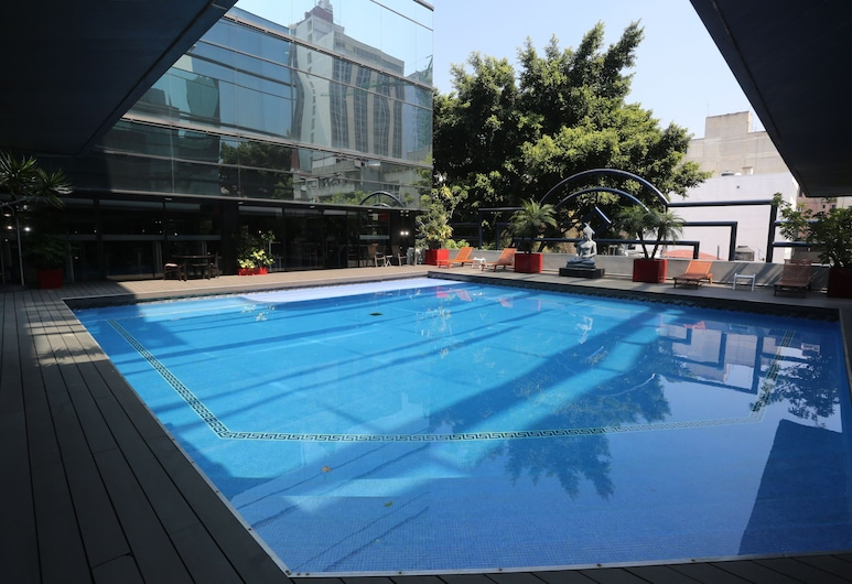 Hotel Park Nilo Reforma, Mexico City, Pool
