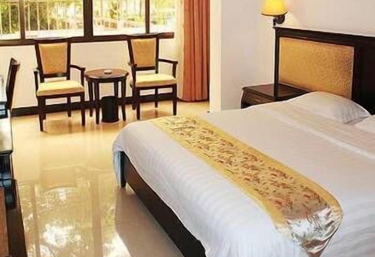 Garden Hotel, Jiangmen, Hosťovská izba