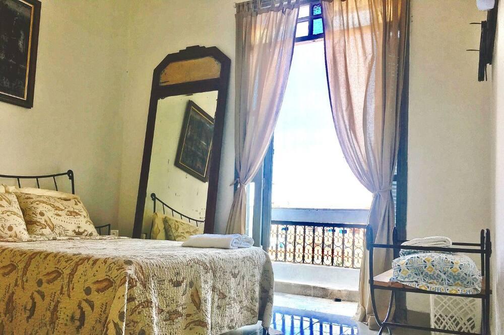 스탠다드 아파트, 퀸사이즈침대 2개, 금연 - 객실