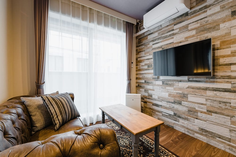 Standard A Non-Smoking - Living Area