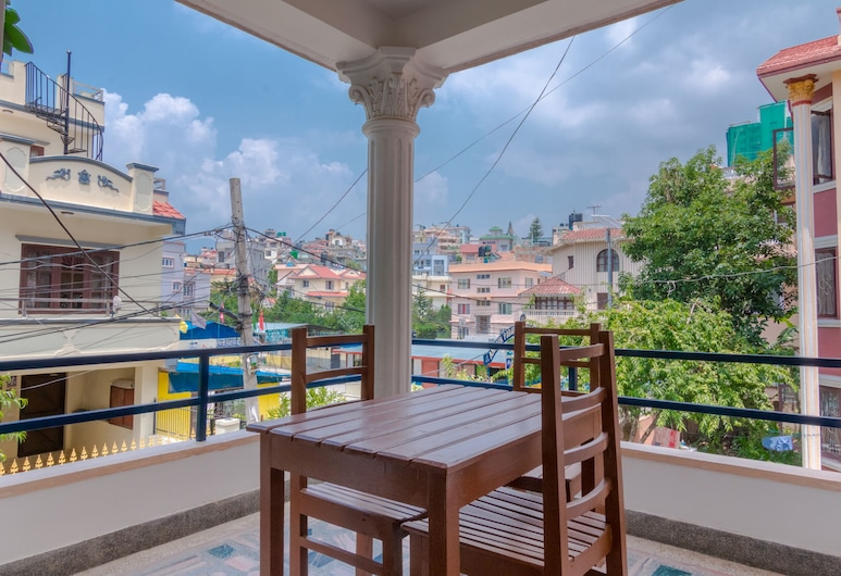 Lemon Tree Apartment and Homestay, Kathmandu, Basic Apartment, Living Area