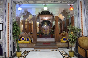 Picture of SHREE JAGDISH MAHAL HERITAGE HOTEL in Udaipur