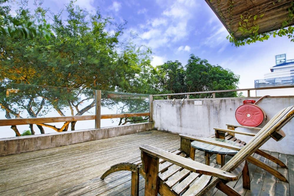 Habitación doble, 1 cama de matrimonio, no fumadores - Balcón