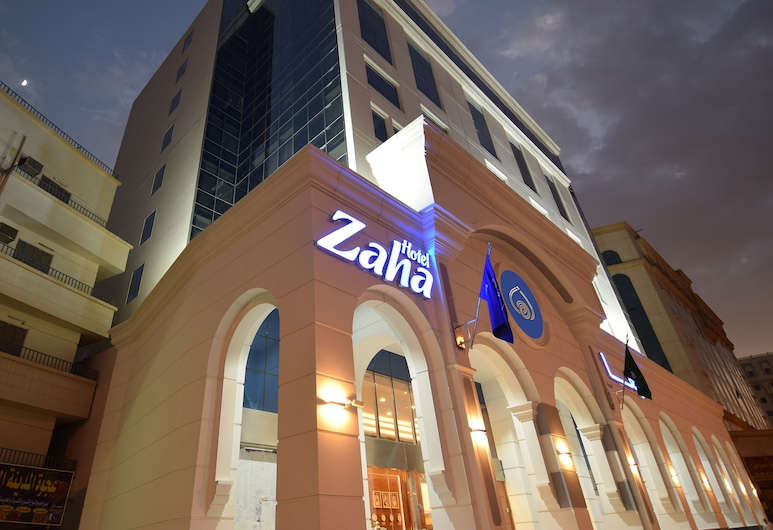 Zaha Hotel, Medina