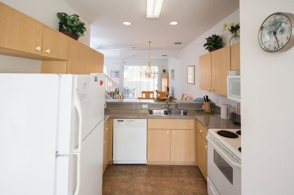 Family Townhome, Balcony, Garden Area - Shared kitchen