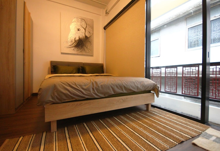 Aunny House, Bankokas, Family Room (2nd Floor), Svečių kambarys