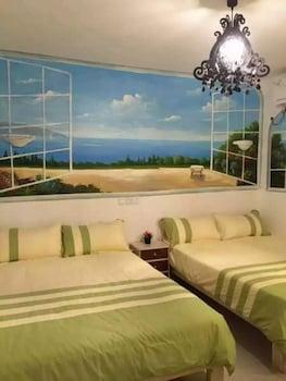 Obrázek hotelu Jiaochangwei Jiuzheli Guesthouse ve městě Shenzhen