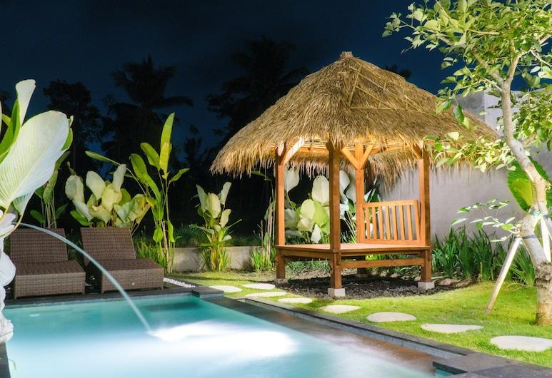 三金私人奢華別墅酒店, 德哥拉朗, 室外泳池