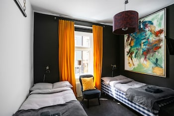 Picture of Eight Rooms in Stockholm