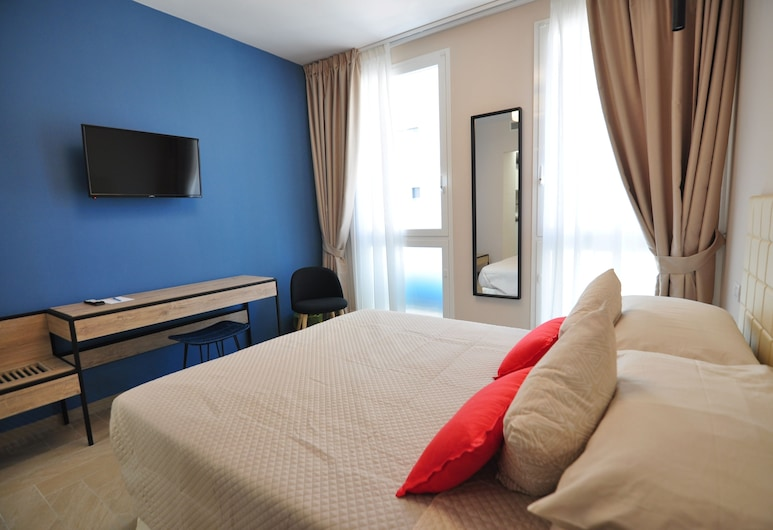 Delco Naples, Napoli, Junior-suite - 1 queensize-seng med sovesofa - ikke-ryger, Værelse