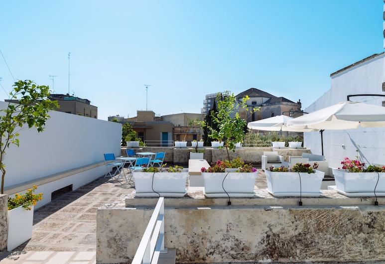 Y Arcillos Luxury Rooms, Lecce, Terrace/Patio