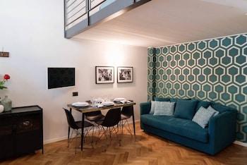 Mediolan — zdjęcie hotelu Design apartment near the City Center