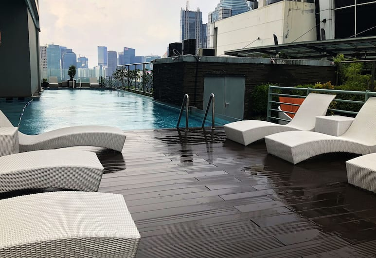 Spacious FX Residence with Mall Access, Jakarta, Exterior
