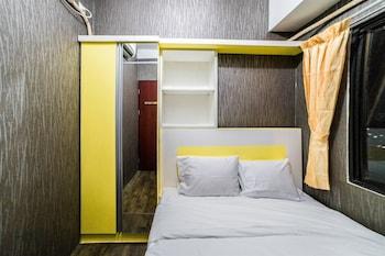 Foto Best Price Tamansari Panoramic Apartment with Mountain View di Bandung
