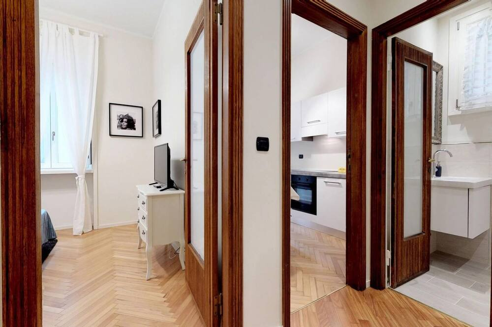 Luksushuoneisto, 2 makuuhuonetta - Huone