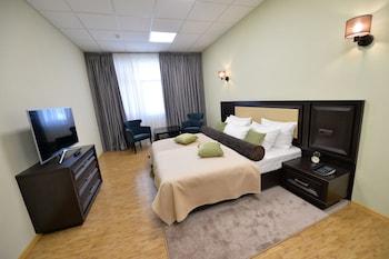 Moskwa — zdjęcie hotelu Unique Hotel