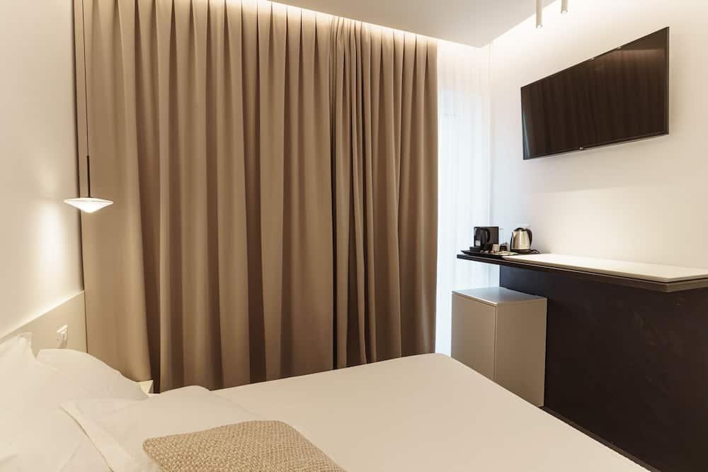豪華雙人房, 1 張加大雙人床, 露台 - 客房