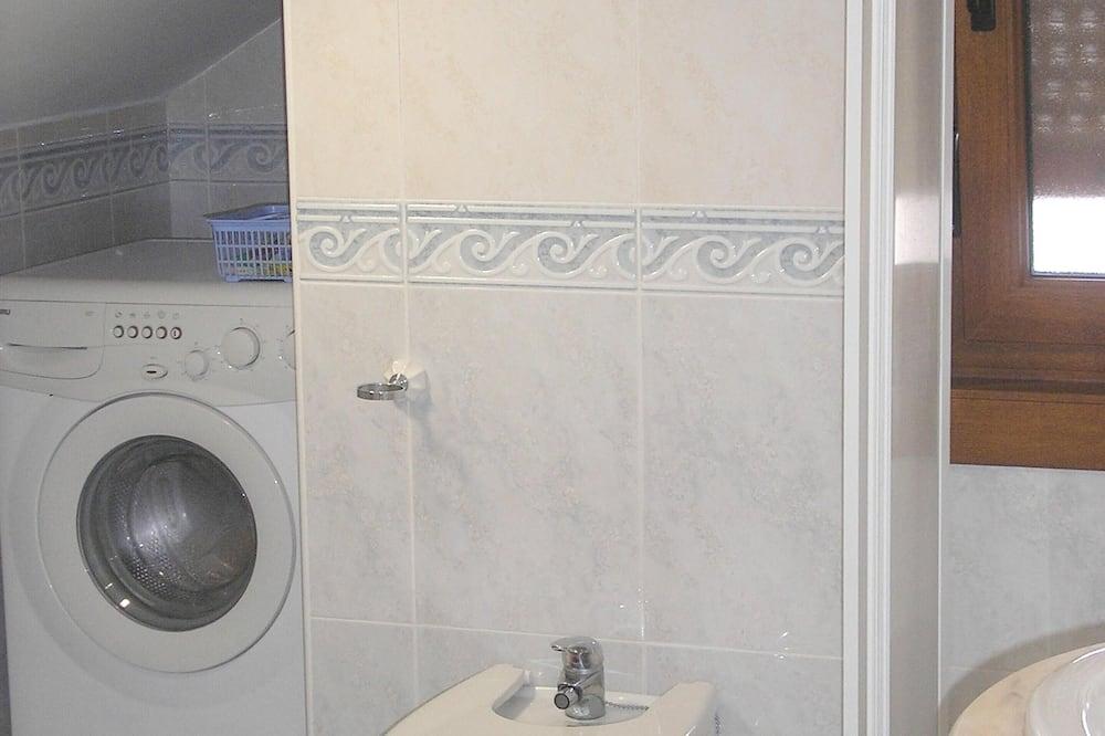 Apartment, Sea View - Bathroom