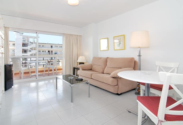 Apartamentos Núcleo Cristal, Torremolinos, Studio - terrass, Rum