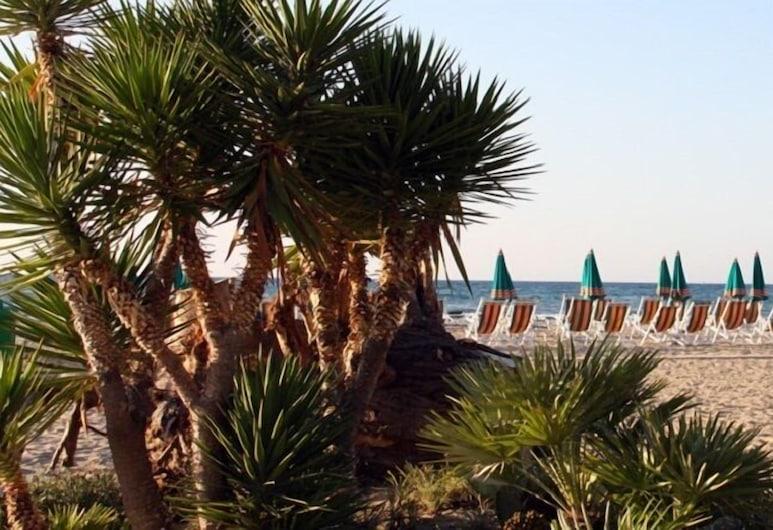 Villargentina B&B, San Felice Circeo, Παραλία