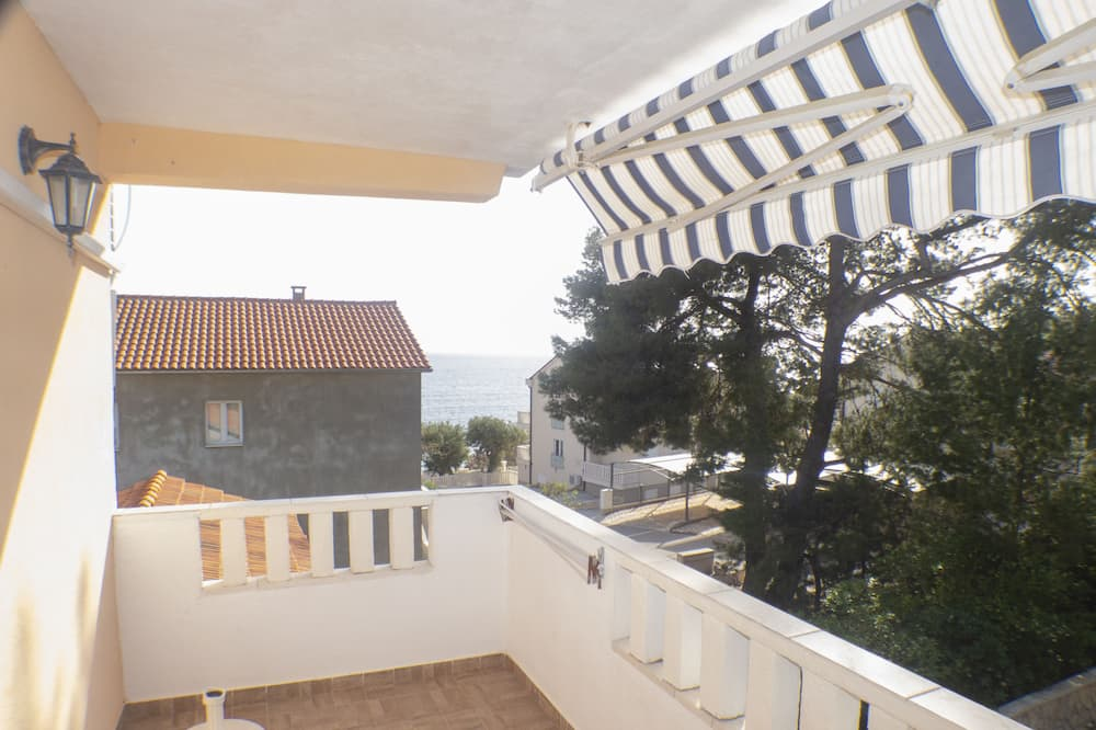Apartment, 2Schlafzimmer, Balkon (A4) - Terrasse/Patio