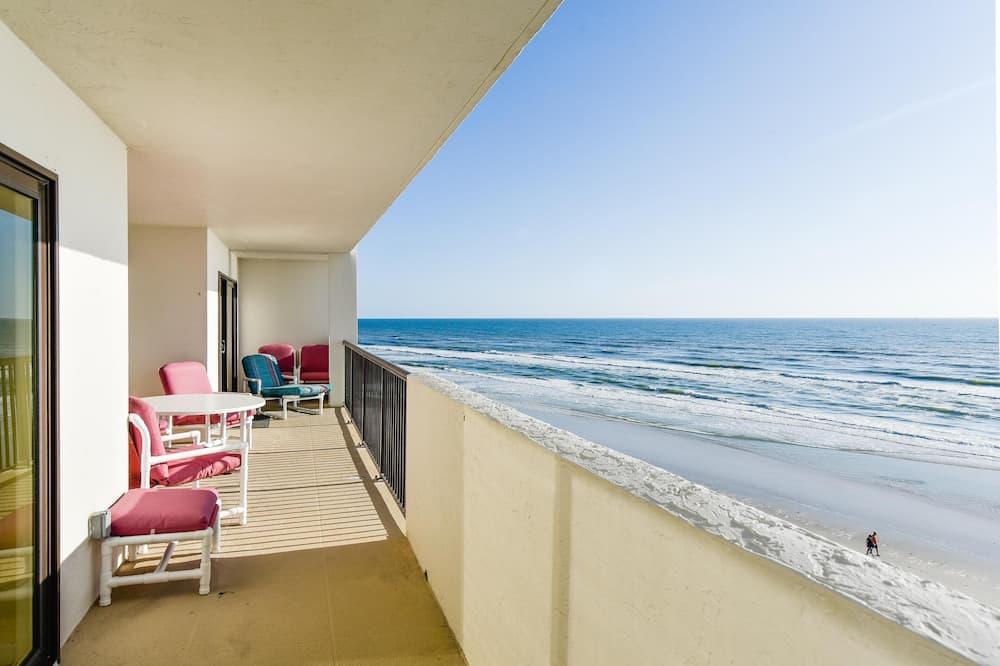 Māja, vairākas gultas (Two-Bedroom Apartment) - Balkons