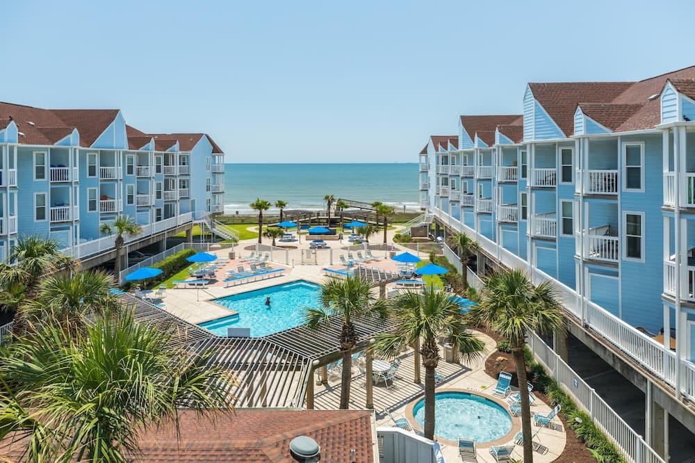 Condo, 2 Bedrooms, Hot Tub, Bay View (Balconies to the Sea #1322) - Beach/Ocean View