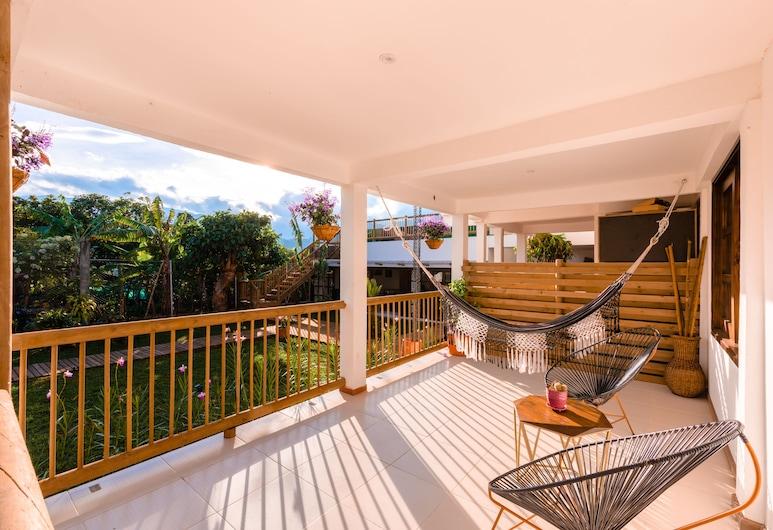 Hotel Terasu Salento, Salento, Room, 1 Queen Bed, Balcony, Guest Room
