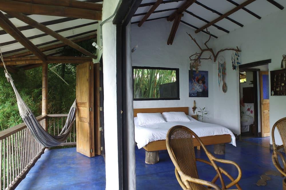 Exclusive Cabin, 1 Queen Bed, Non Smoking - Balcony