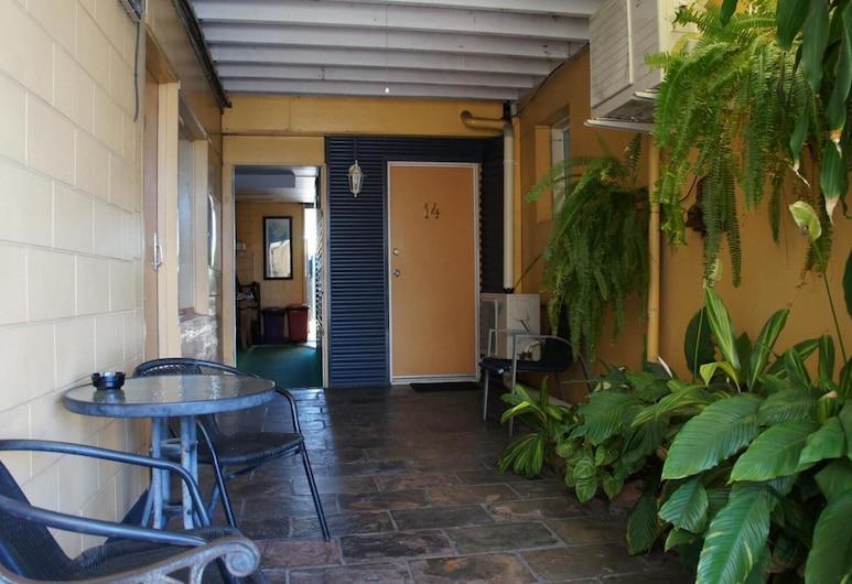 Ayrline Motel, Ayr, Balcón