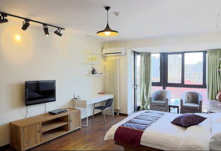 北京瑜家家庭式公寓, 北京市, 雅緻商務房, 客房