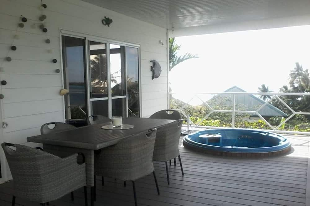 House, 3 Bedrooms, Bay View - Balcony