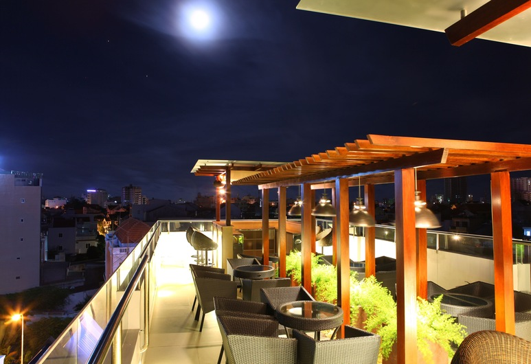 Grand Villa Residence, หวุงเต่า, ระเบียง