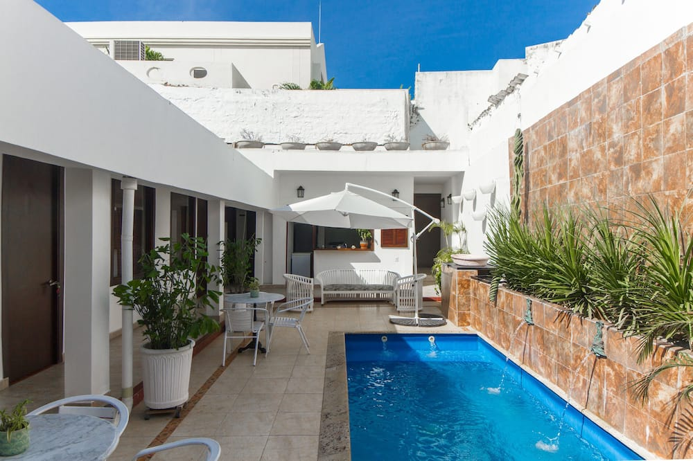 Classic House, Multiple Beds - Private pool