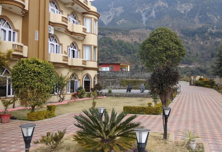 Imperial Clarks Inn Dharamshala, Dharamshala, Fachada do Hotel
