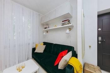 Warszawa — zdjęcie hotelu Ogrodowa 65 - cozy studio by Homeprime