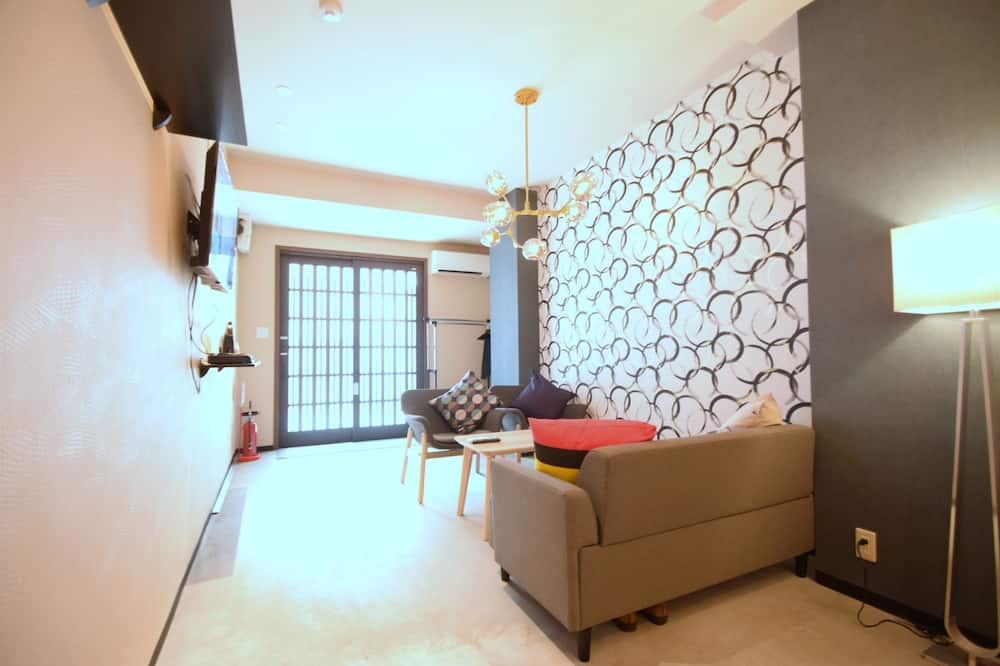 apartman - Nappali