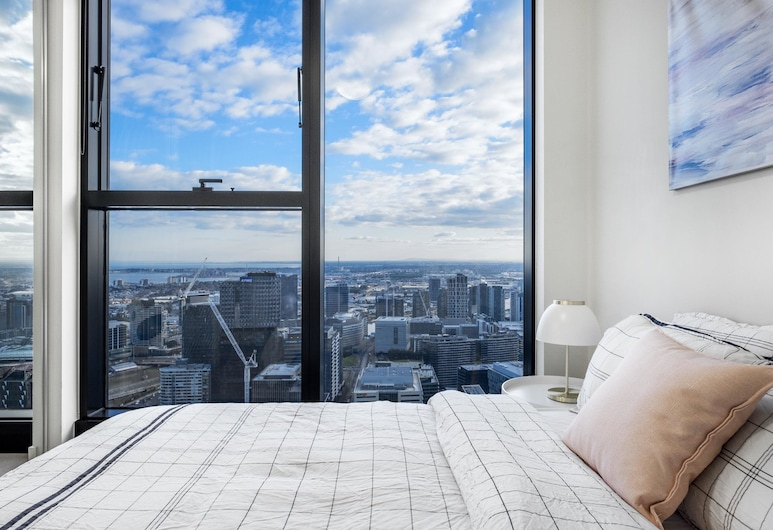DreamHost Apartments at Collins, Melbourne, DreamHost at Collins 49 - Apartment, 1 Bedroom, Accessible , View from room