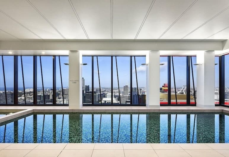 DreamHost Apartments at Collins, Melbourne, Indoor Pool
