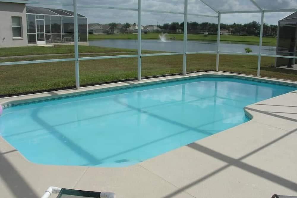Family Villa, Private Pool, Garden Area - Pool