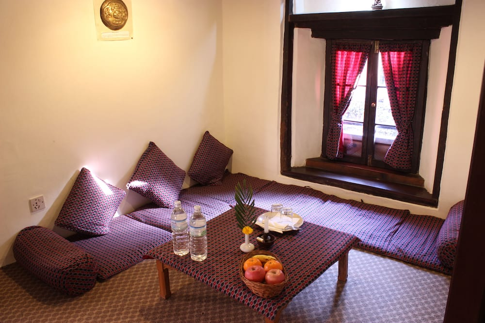 Standard Double or Twin Room, 1 Twin Bed, Non Smoking - Living Area
